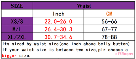 Image of Waist Cincher Tummy Slimming Belt