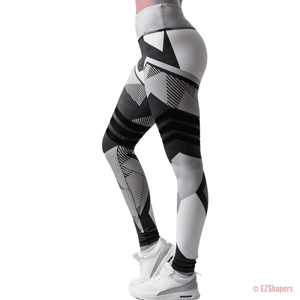 Workout Geometrical Leggings