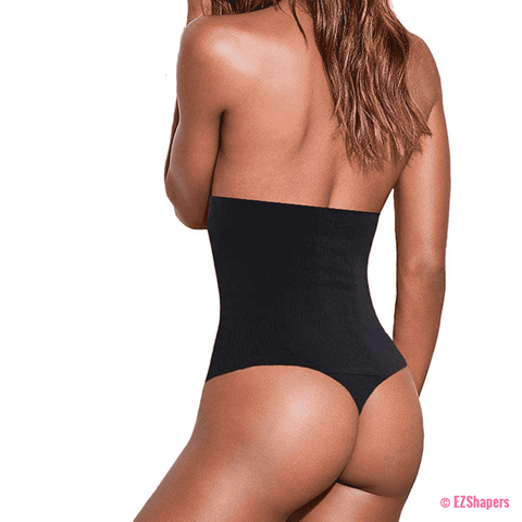 Image of High Waist Butt Lifter Panties