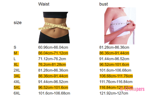 Image of Sexy Tummy Control Full Body Shaper