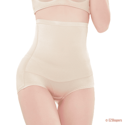 High Waist Corset Panties