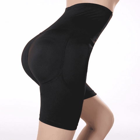 Image of High Waist Body Shaper Trainer Padded Panties