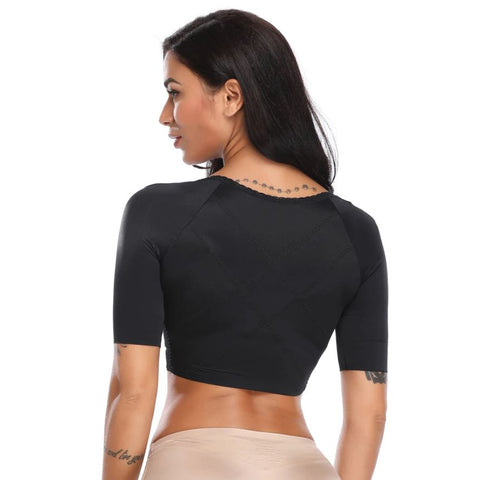 Image of Short Sleeve Control Arm Shapewear