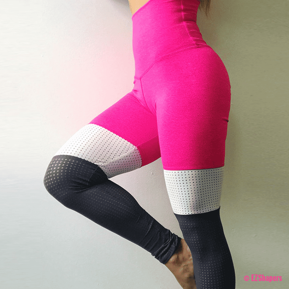 Breathable Stretched Slim Leggings