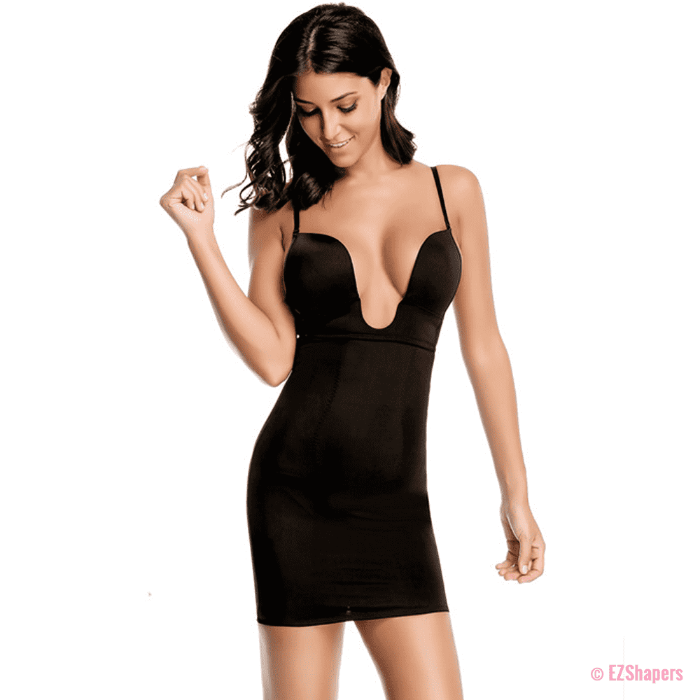 Slimming Push Up Contour Dress