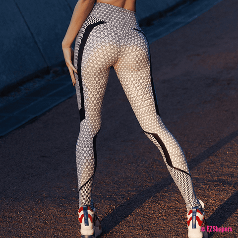 Image of Mujer Skinny Workout Leggings