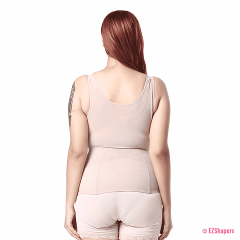 Image of Plus Size Sexy Lingerie Body Shaper