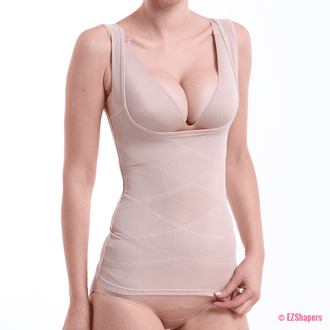 Top Seamless Firm Control Body Shaper