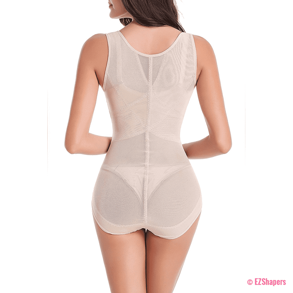 Invisible Strapless Body Shaper
