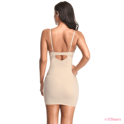 Image of Slimming Push Up Contour Dress