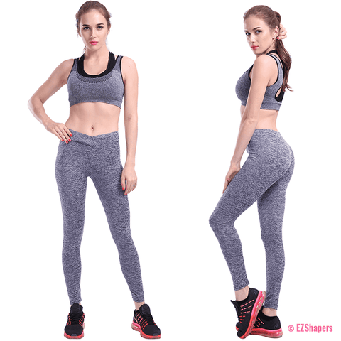 Image of Casual Push Up Fitness Leggings