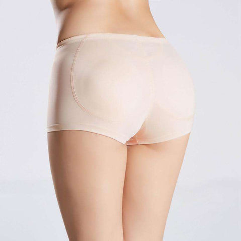 Image of Butt Lifter Enhancer Control Padded Panties