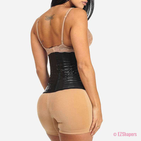 Image of Waist Shaper With Boning Support & 3-Row Hook-and-Eye Closure
