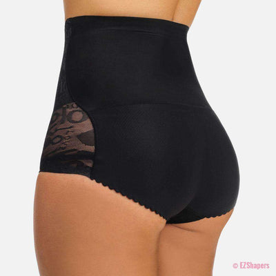 Butt Lifting Waist Control Padded Panties