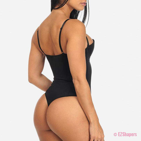 Image of Waist Trainer Bodysuit