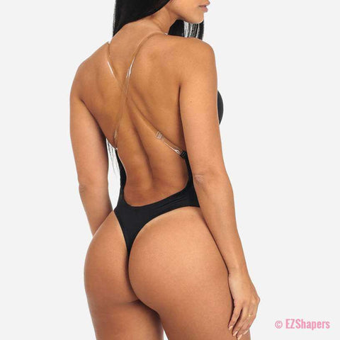 Image of Backless Deep Plunge Body Shaper