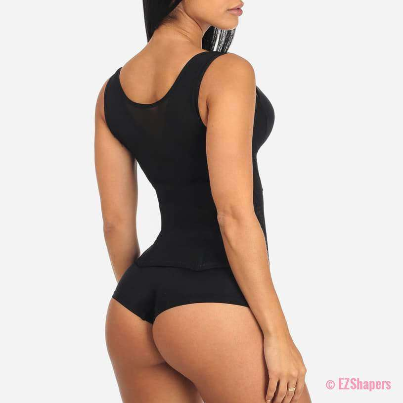 Body Corset Push Up Plus Size Shapers