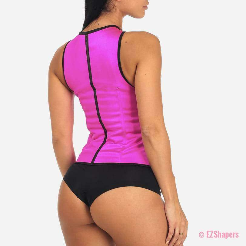 Corset Shaper With Shoulder Support & Hook-and-Eye Closure