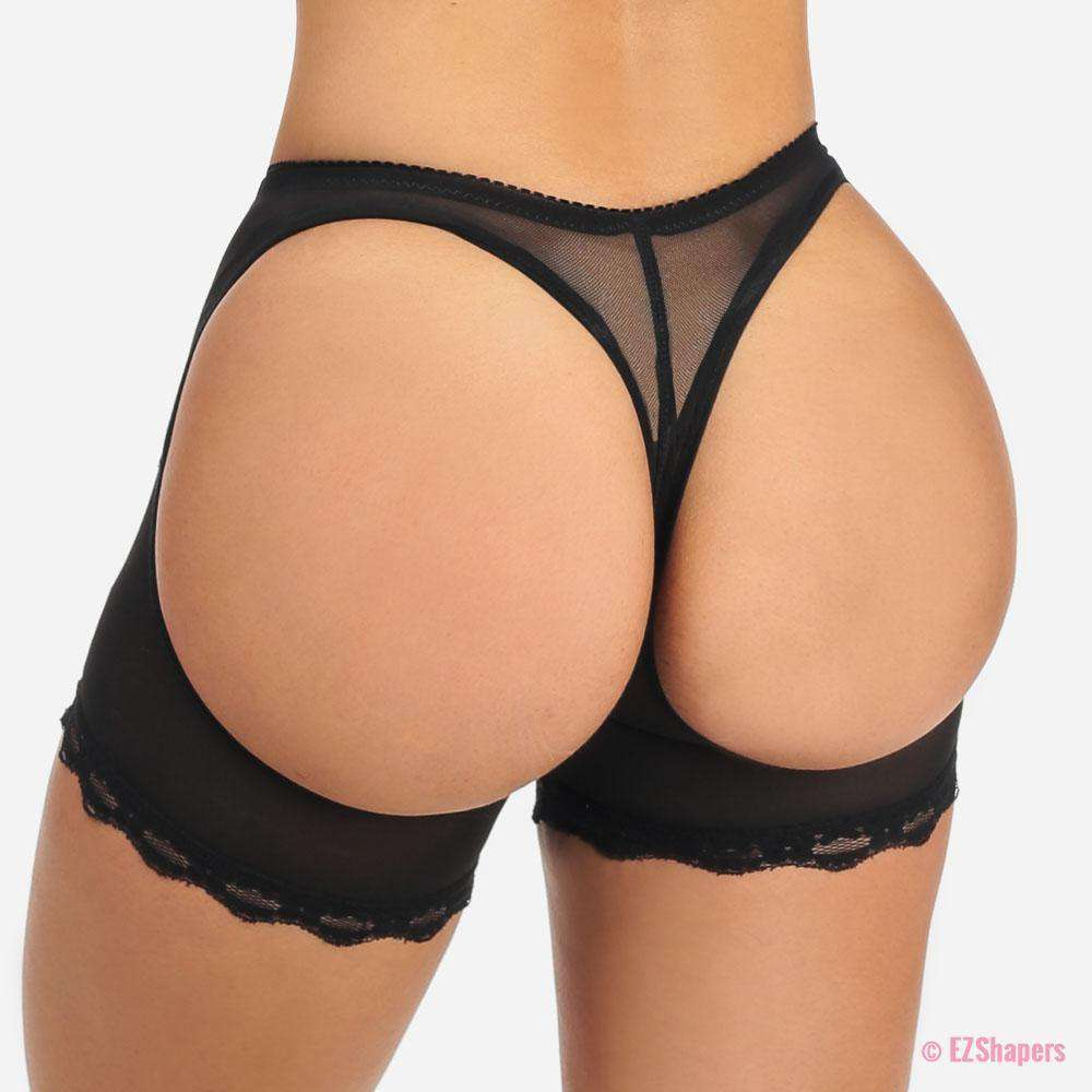 Butt Lifter With Lace Detail