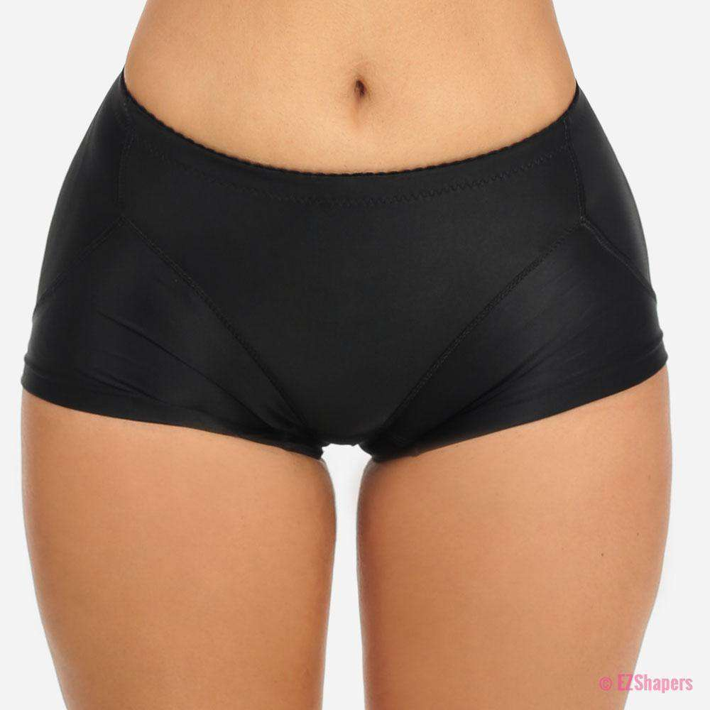 Butt Enhancer Shorts With Control Pads