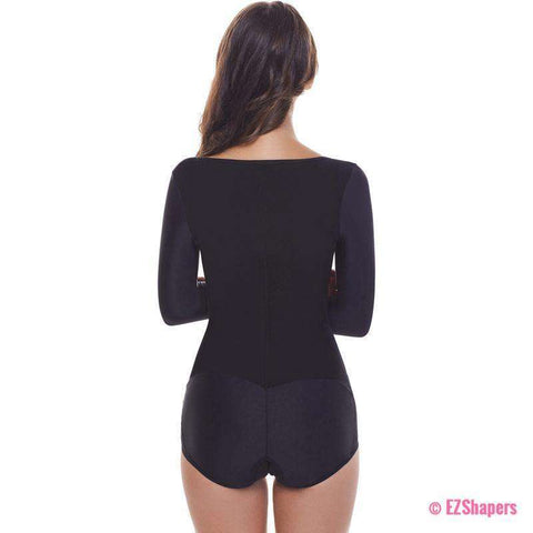 Image of Waist Trainer Arm Compression Shapewear