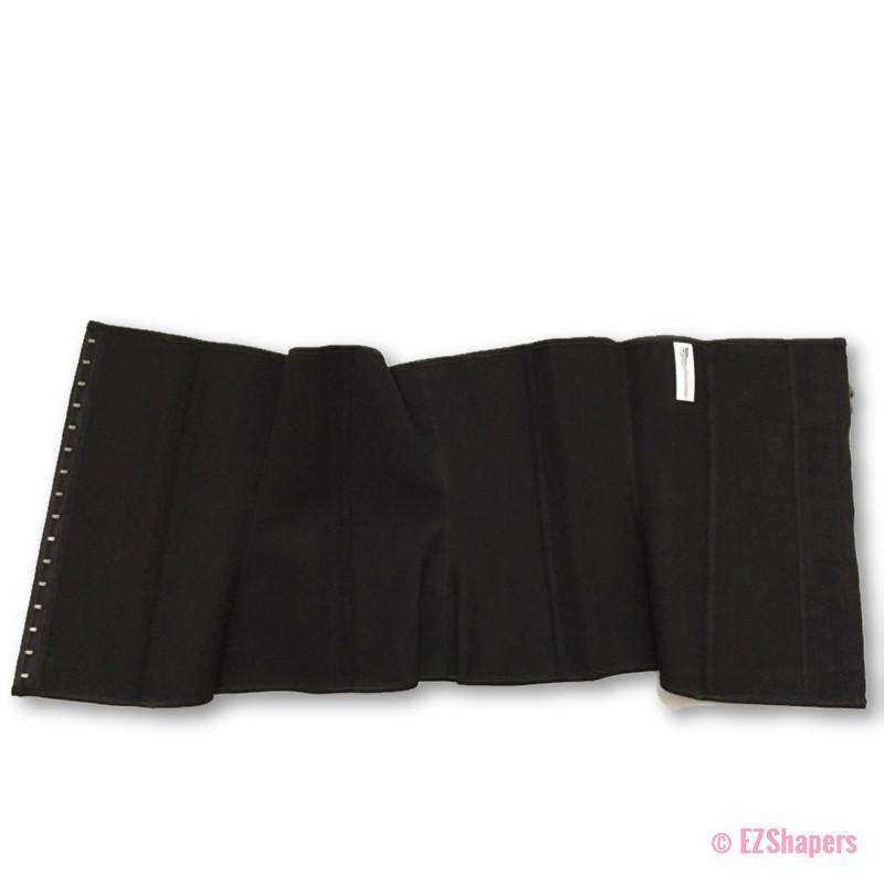 Firm Waist Shaper With Hook-and-Eye Closure