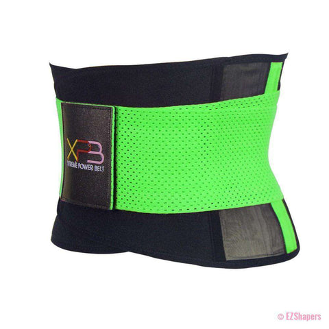 Image of Fitness Waist Trainer With Front Velcro Adjustable Closure