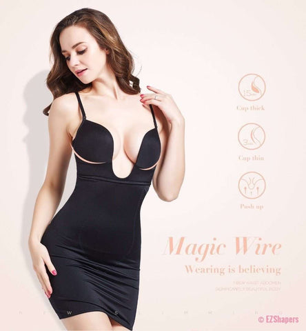 Image of Charming Curve Contour Dress