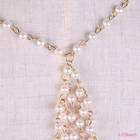 Image of Pearl Cross Body Chain