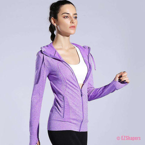 Image of Workout Hoodie Jacket
