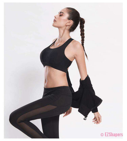 Image of Workout Zipper Short Jacket