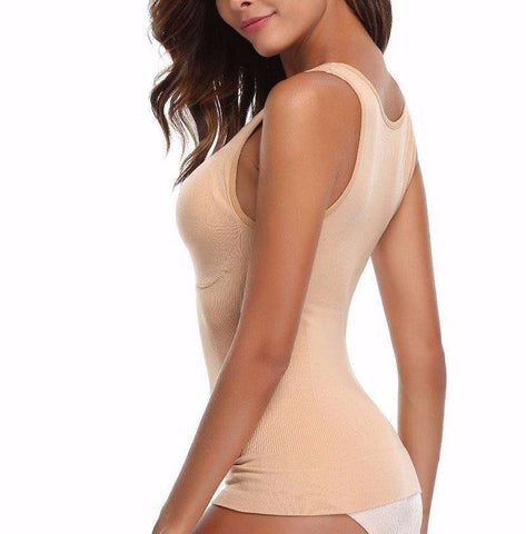 Wireless Cami Tank Top Shaper