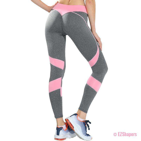 Image of Patchwork Heart Fitness Legging