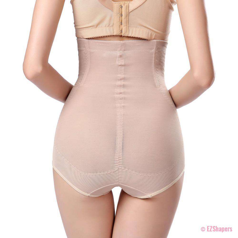 High Modeling Strap Corset With Flower Detail