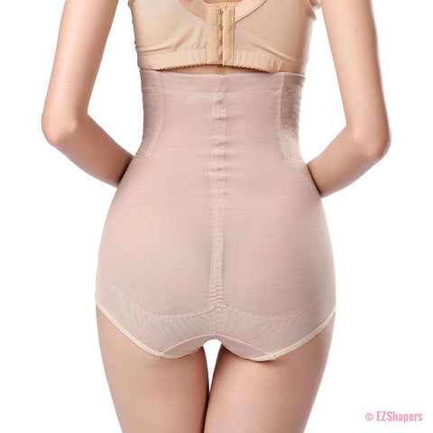 Image of High Modeling Strap Corset With Flower Detail