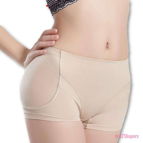 Image of Butt Enhancer Shorts With Control Pads