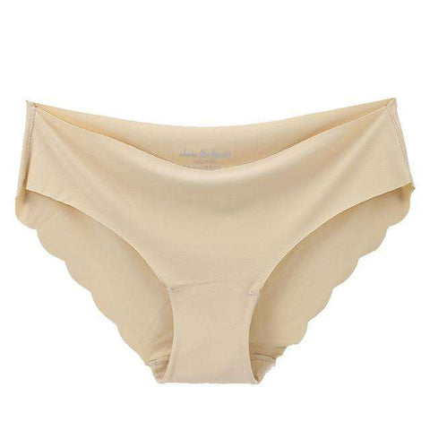 Ultra Thin Solid Underwear