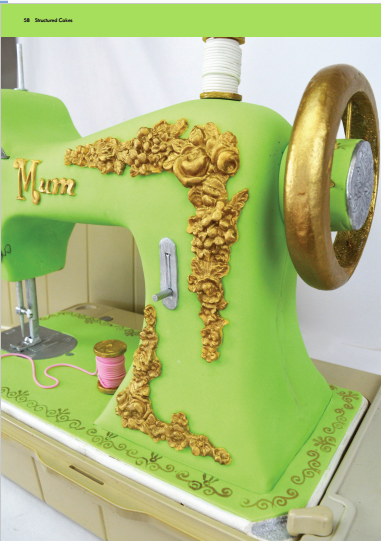 Printed Version Structured Cakes by Verusca Walker