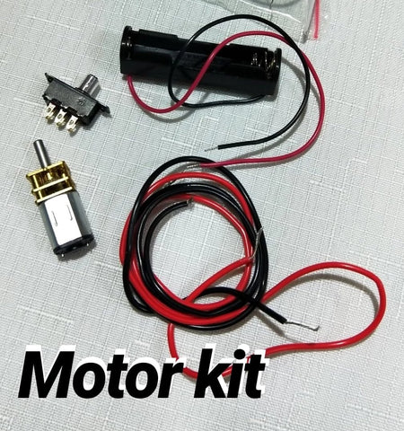 Complete Motor Kit 15 RPM