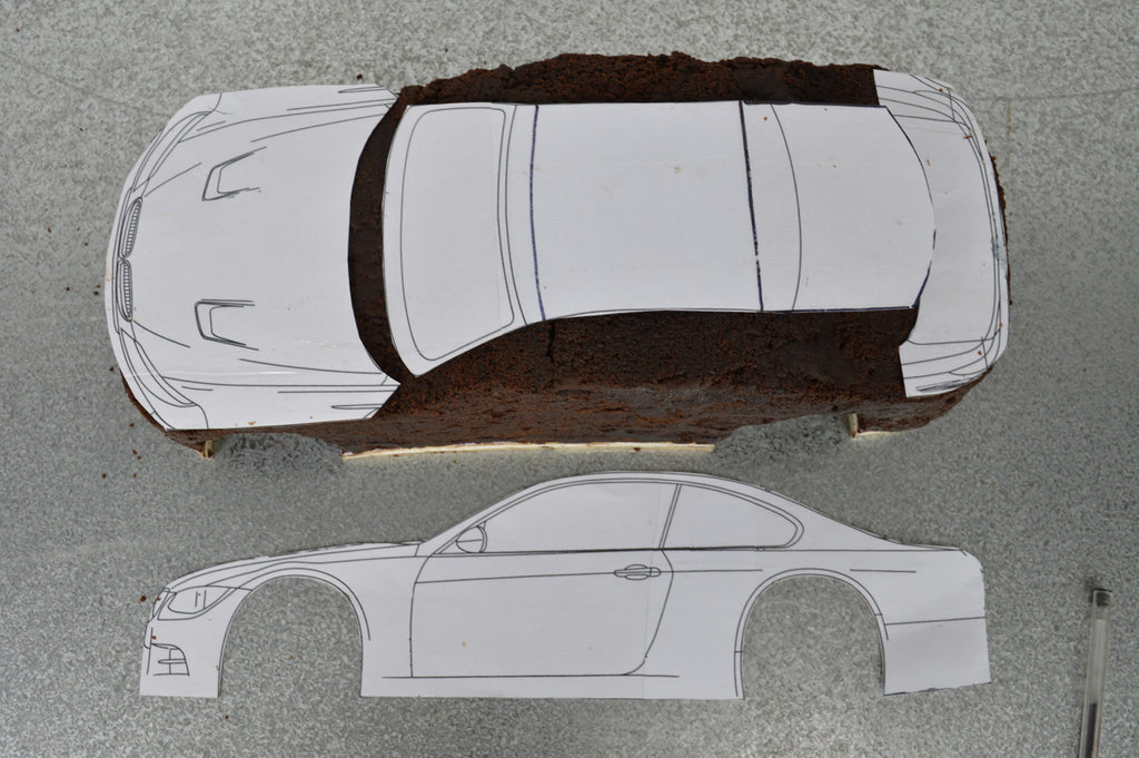 Racing Car Kit Structure