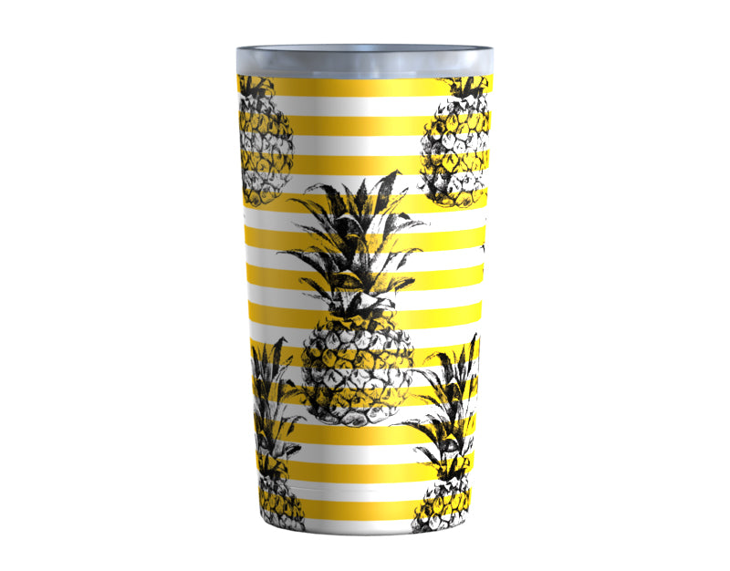 Pineapple Popart Yellow