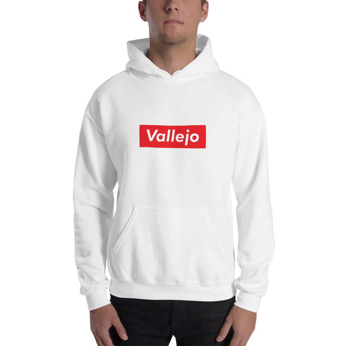 Vallejo Hooded Sweatshirt, White