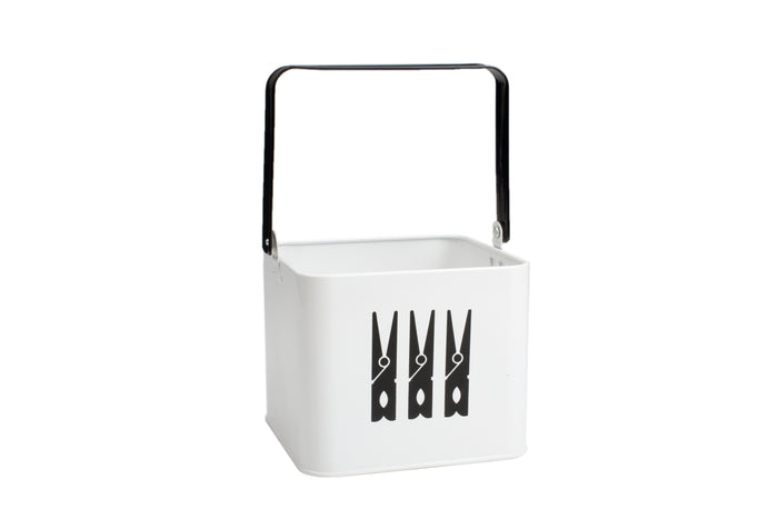 RetroKitchen peg bucket