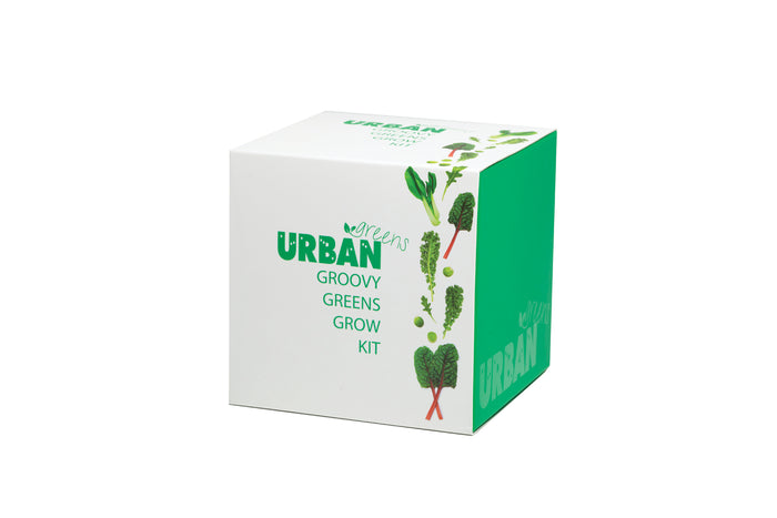 Urban Greens Grow Your Own Green Vegetable Garden Kit