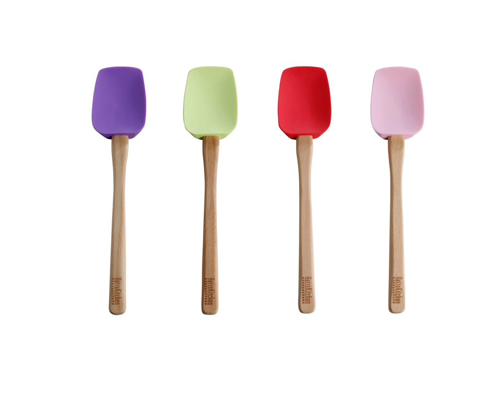 Spoon-Spatula - Assorted colours