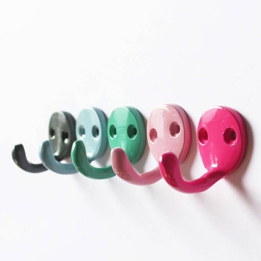 WALL HOOKS - SMALL (PAIR)