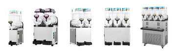 Buy Slush Machines or Hire & Lease to Buy