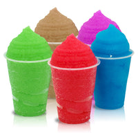 Slush Granita Syrup Mix - Box of 6 Bottles x 2 Litres each - Makes 72 Litres! - HunterMe