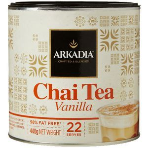 Arkadia Chai Tea Vanilla  x Can - HunterMe