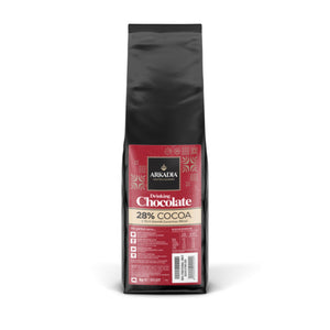 Arkadia Drinking Chocolate (28%) x 12 Bags - HunterMe